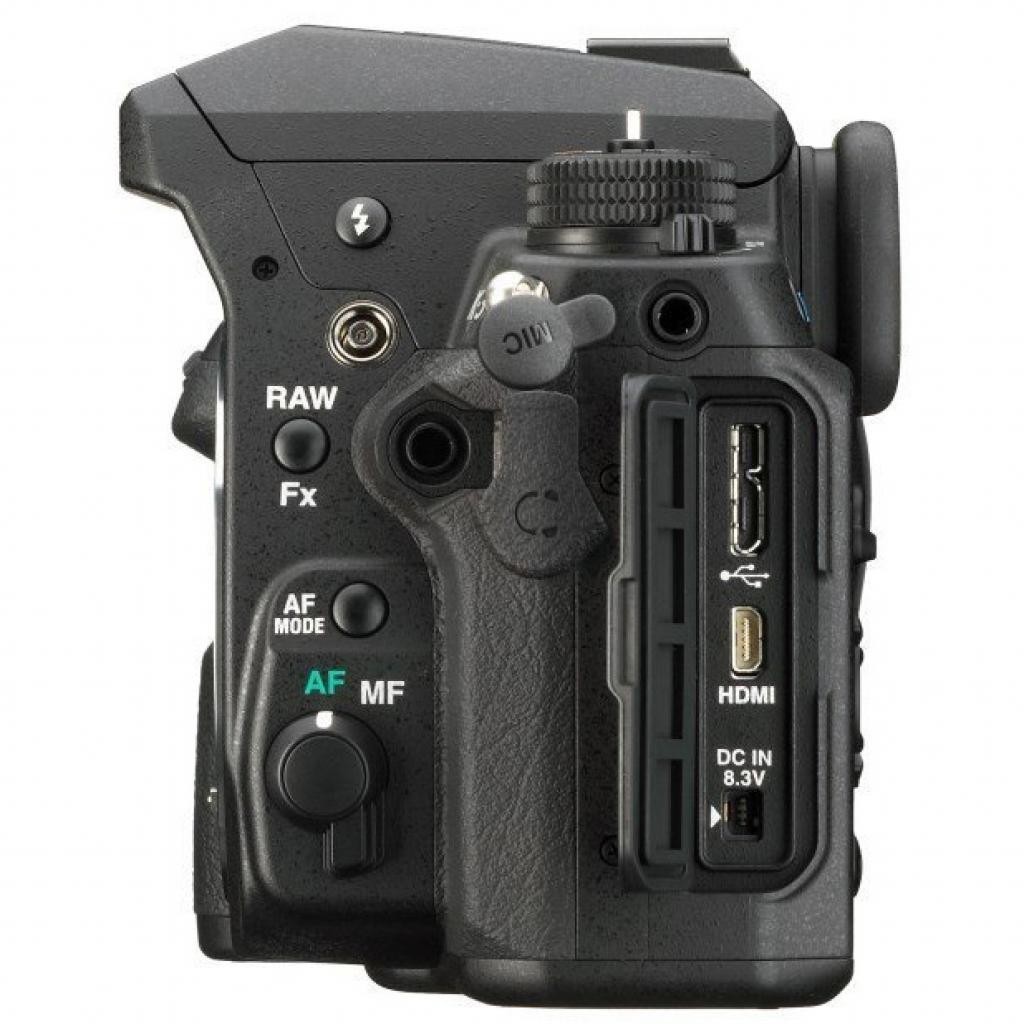 Цифровой фотоаппарат Pentax K-3+DA L 18-55 +DA L 50-200 WR (15562) изображение 4