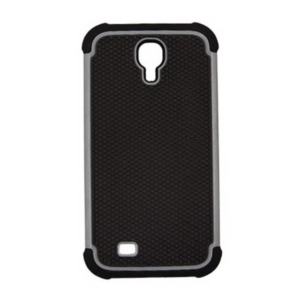 Чехол для моб. телефона Drobak для Samsung I9500 Galaxy S4/Anti-Shock/Grey (216057)