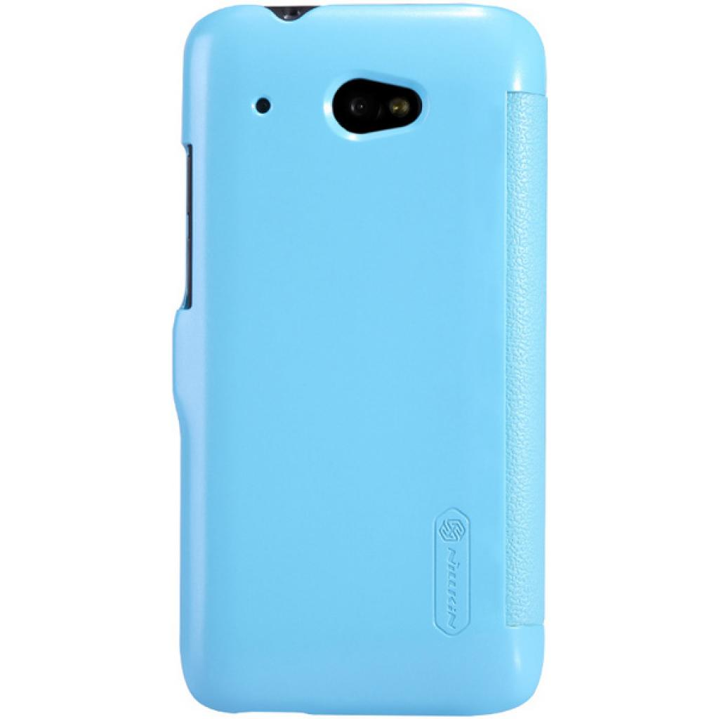 Чехол для моб. телефона NILLKIN для HTC Desire 601 /Fresh/ Leather/Blue (6120399) изображение 2