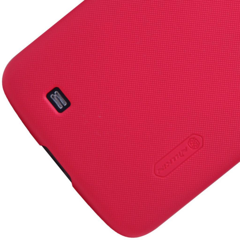 Чехол для моб. телефона NILLKIN для Samsung I9200 /Super Frosted Shield/Red (6065877) изображение 4