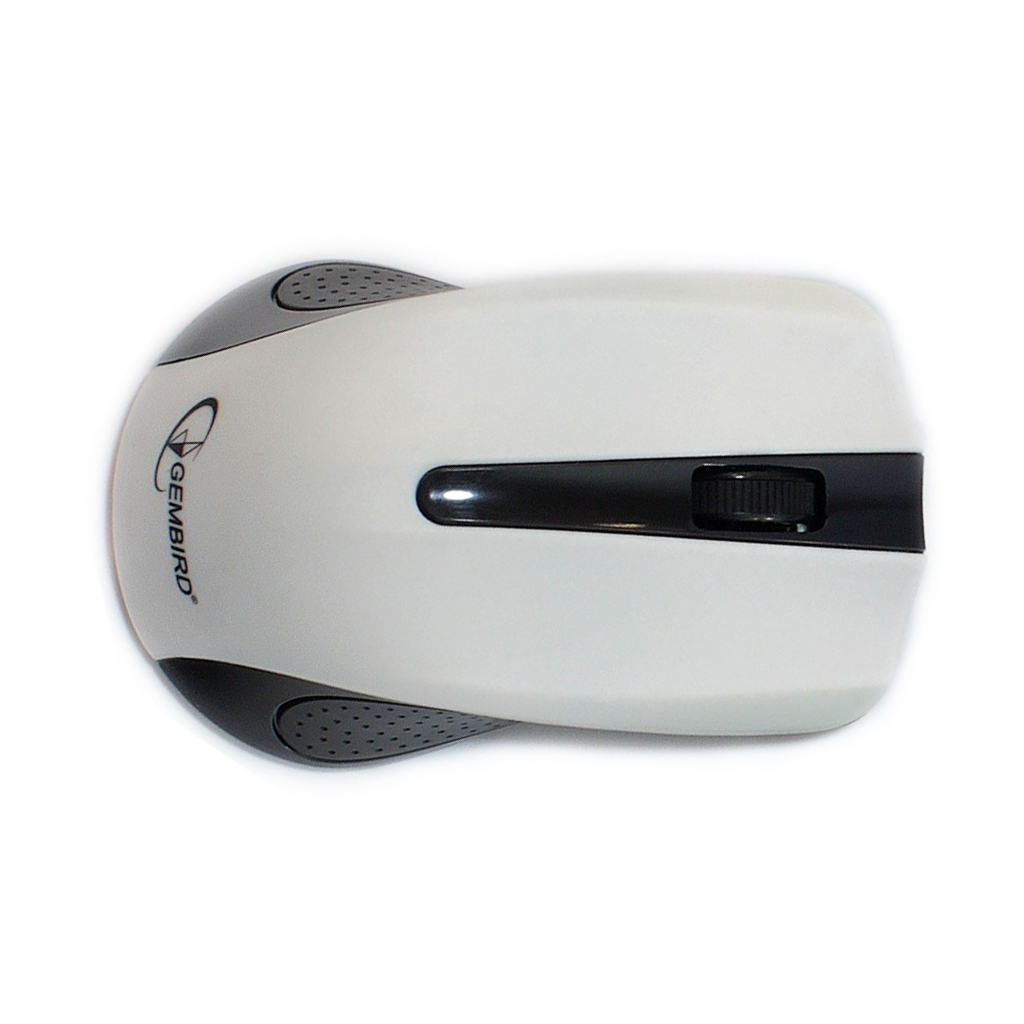 Мышка GEMBIRD MUSW-101-W изображение 4