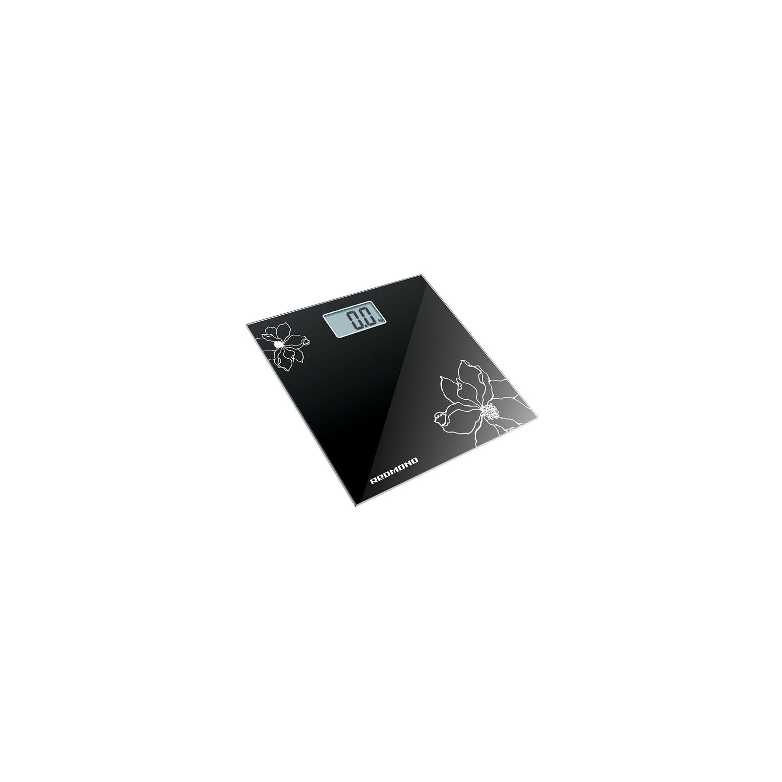 Весы напольные REDMOND RS-708 black