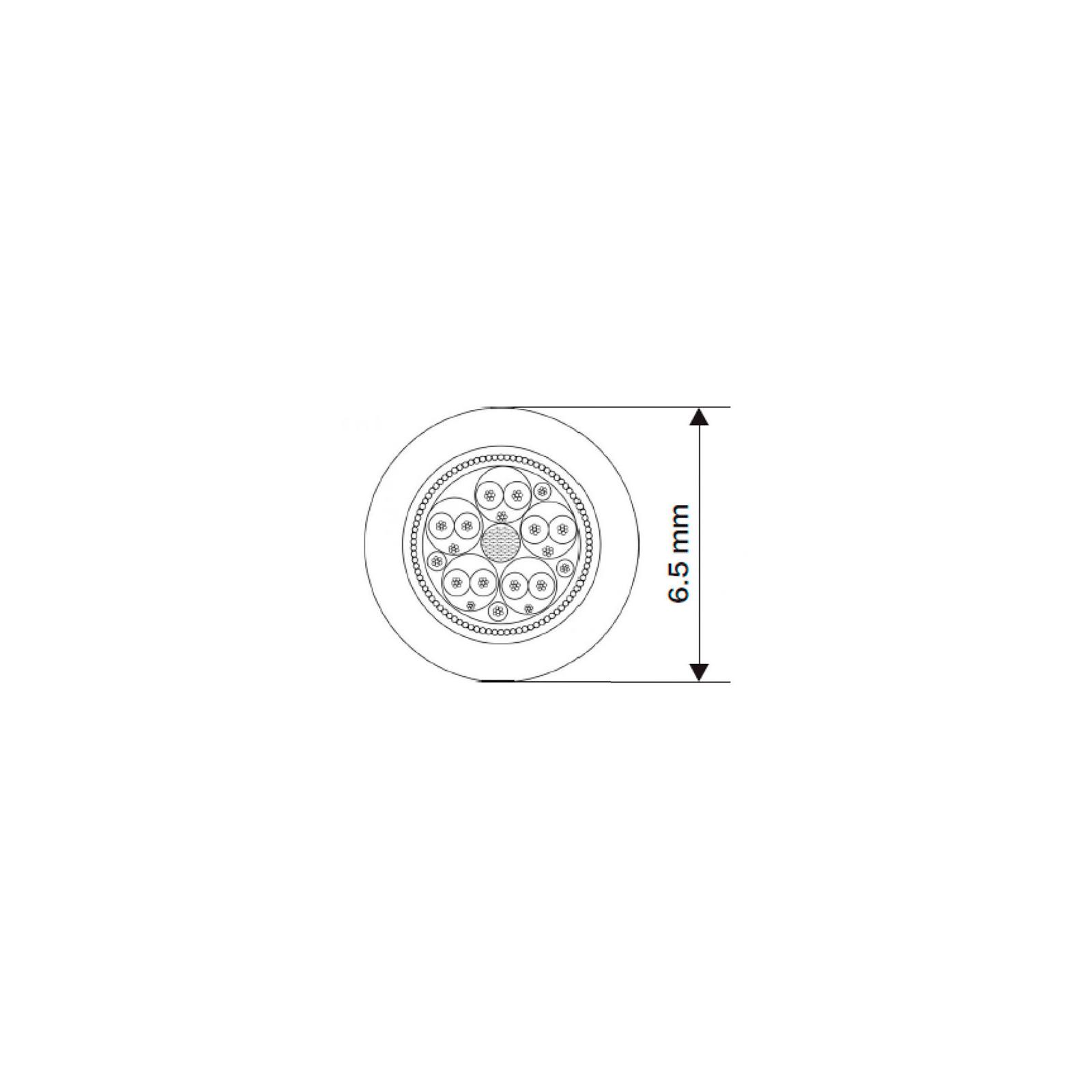 Кабель мультимедийный HDMI to HDMI 5.0m Prolink (PB348-0500) изображение 5