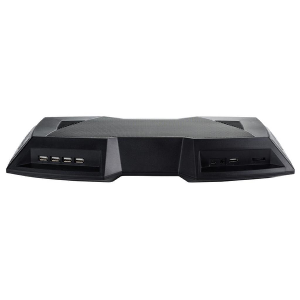 Подставка для ноутбука Deepcool M6 Black изображение 14