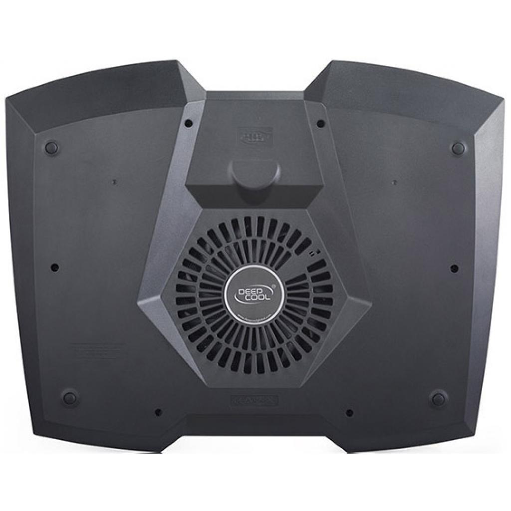 Подставка для ноутбука Deepcool M6 Black изображение 8