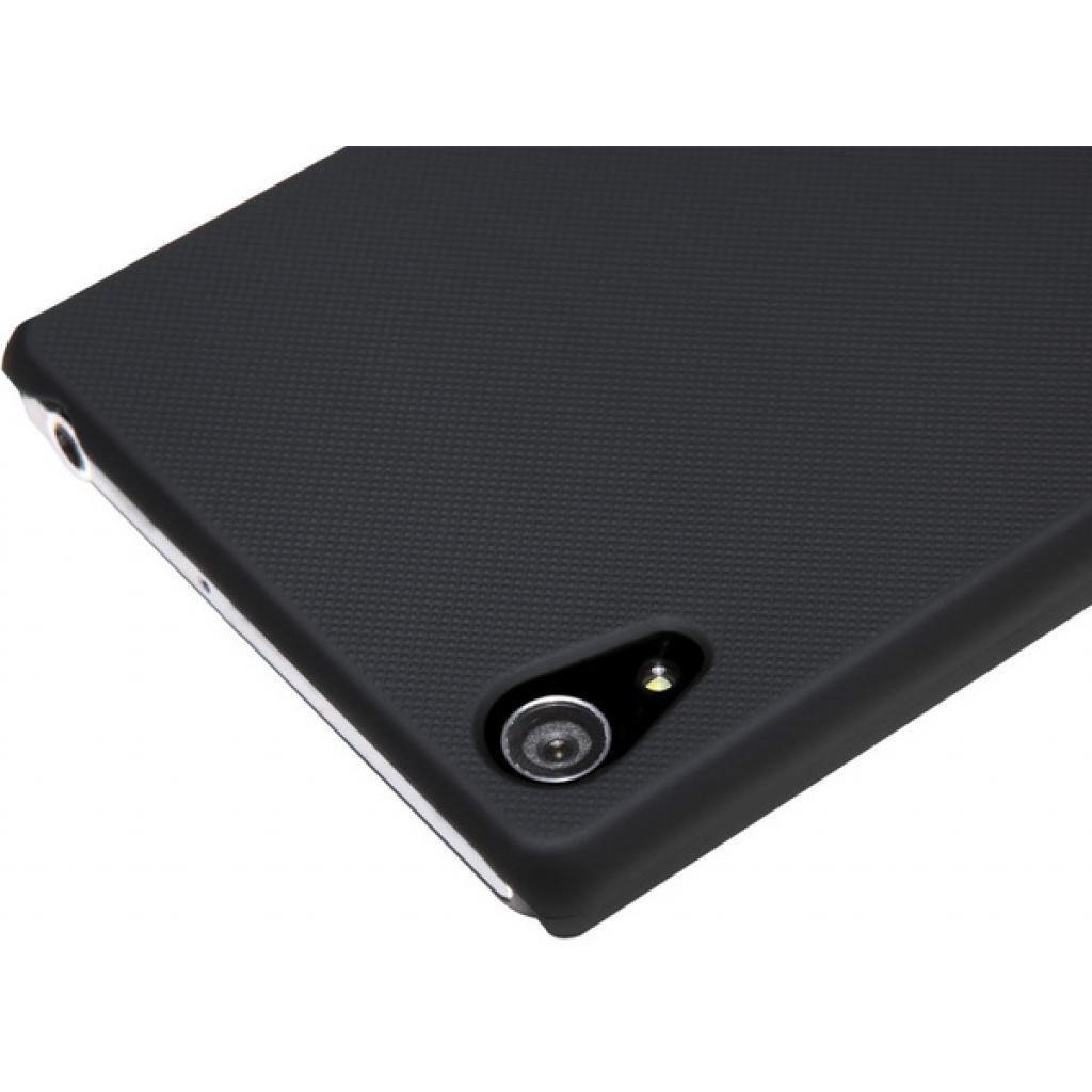Чехол для моб. телефона NILLKIN для Sony Xperia Z2 /Super Frosted Shield/Black (6147178) изображение 4