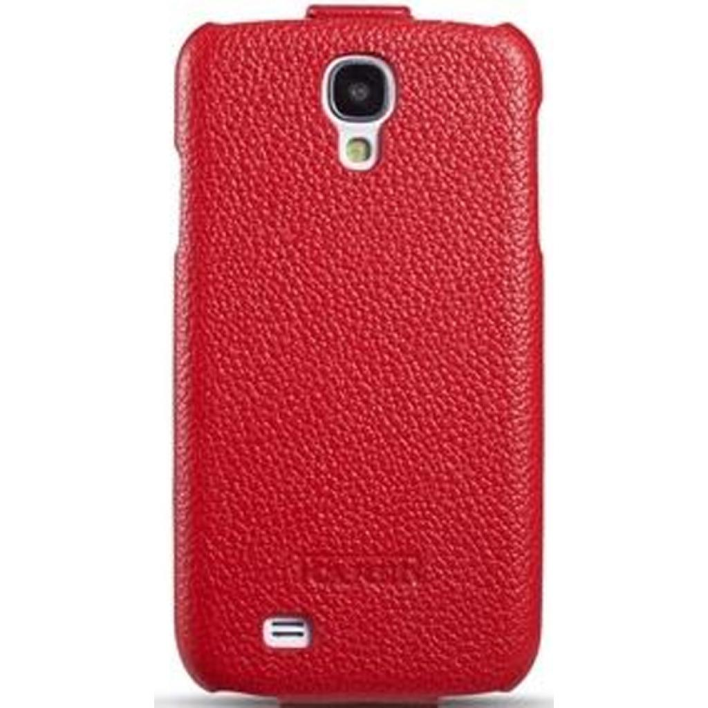 Чехол для моб. телефона i-Carer Samsung Galaxy S4 litchi patern red (RS950001RE) изображение 2