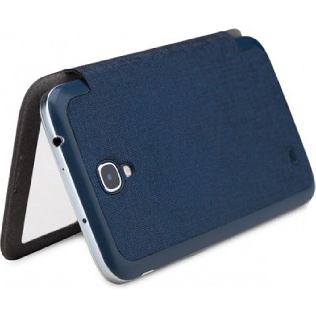 Чехол для моб. телефона Rock Samsung Galaxy Mega 6.3 magic series dark blue (I9200-31894) изображение 4