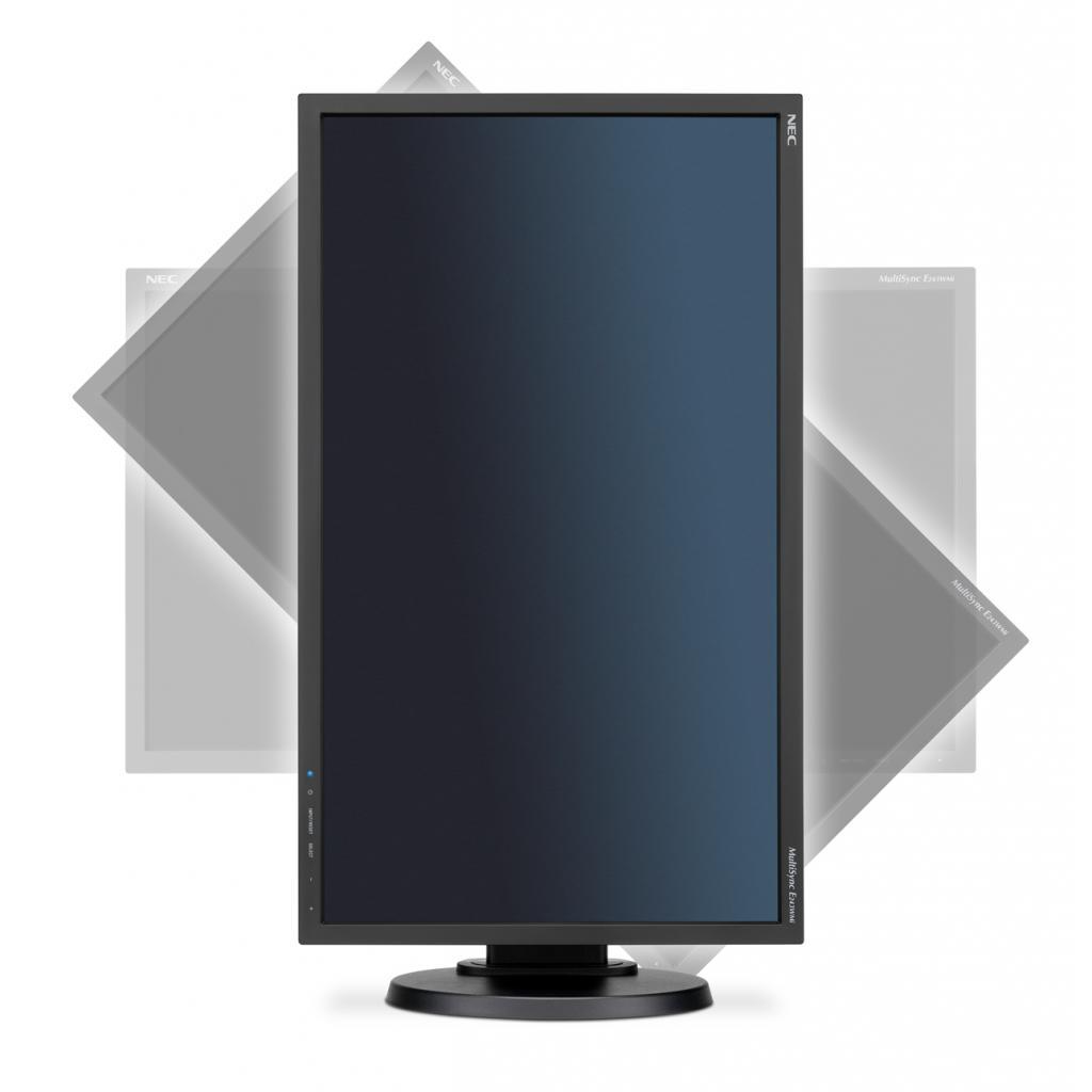 Монитор NEC E243WMi black изображение 3