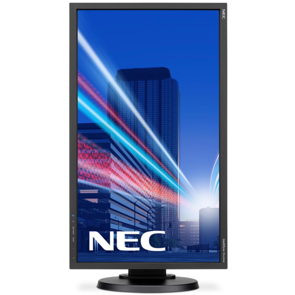 Монитор NEC E243WMi black изображение 5