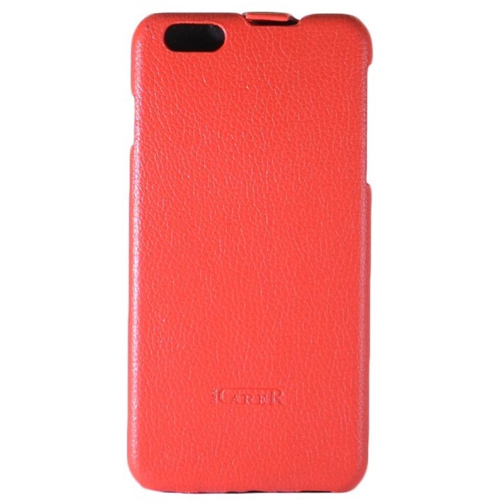 "Чехол для моб. телефона Carer Base iPhone 6 (5.5"") red (CB iPhone 6 (5.5"") r) изображение 2"