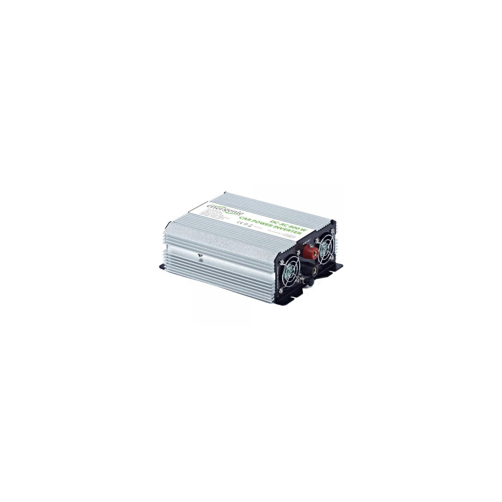 Автомобильный инвертор 12V/220V 800 Вт EnerGenie (EG-PWC-034) изображение 2