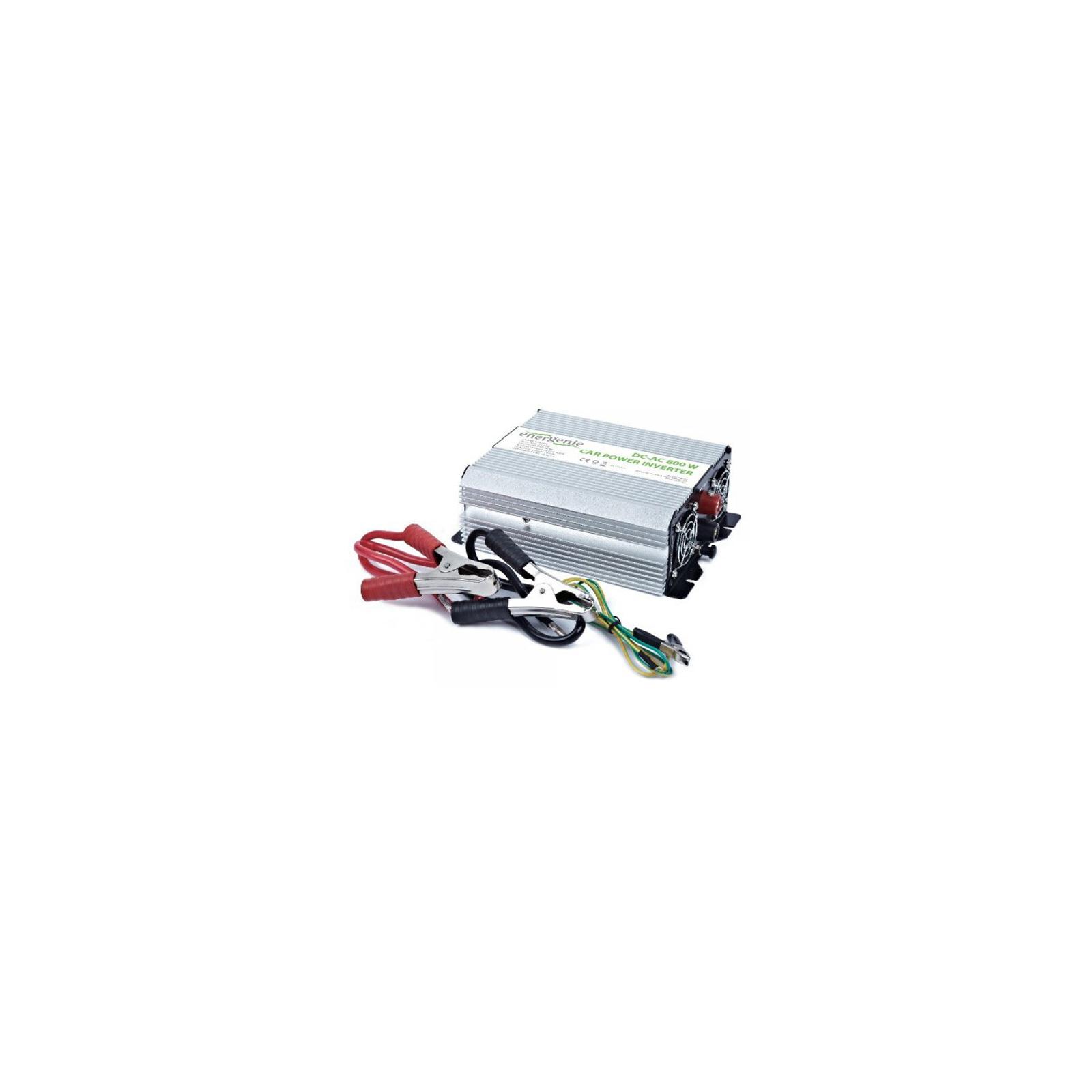 Автомобильный инвертор 12V/220V 800 Вт EnerGenie (EG-PWC-034)