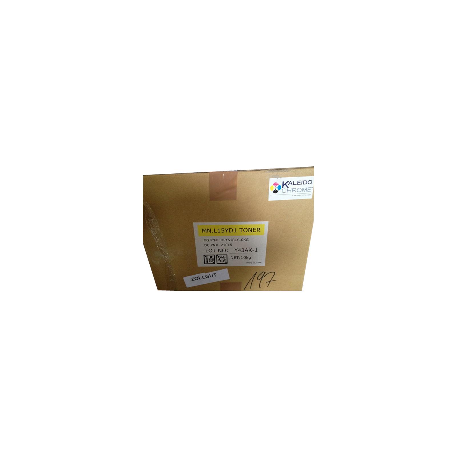 Тонер HP CLJ CP1215/1515/1518 Yellow Mitsubishi (21015)