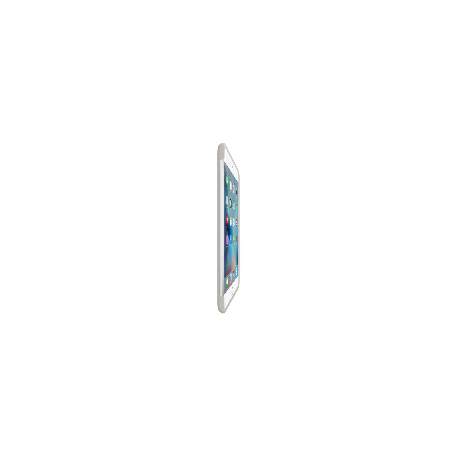 Чехол для планшета Apple iPad mini 4 Stone (MKLP2ZM/A) изображение 3