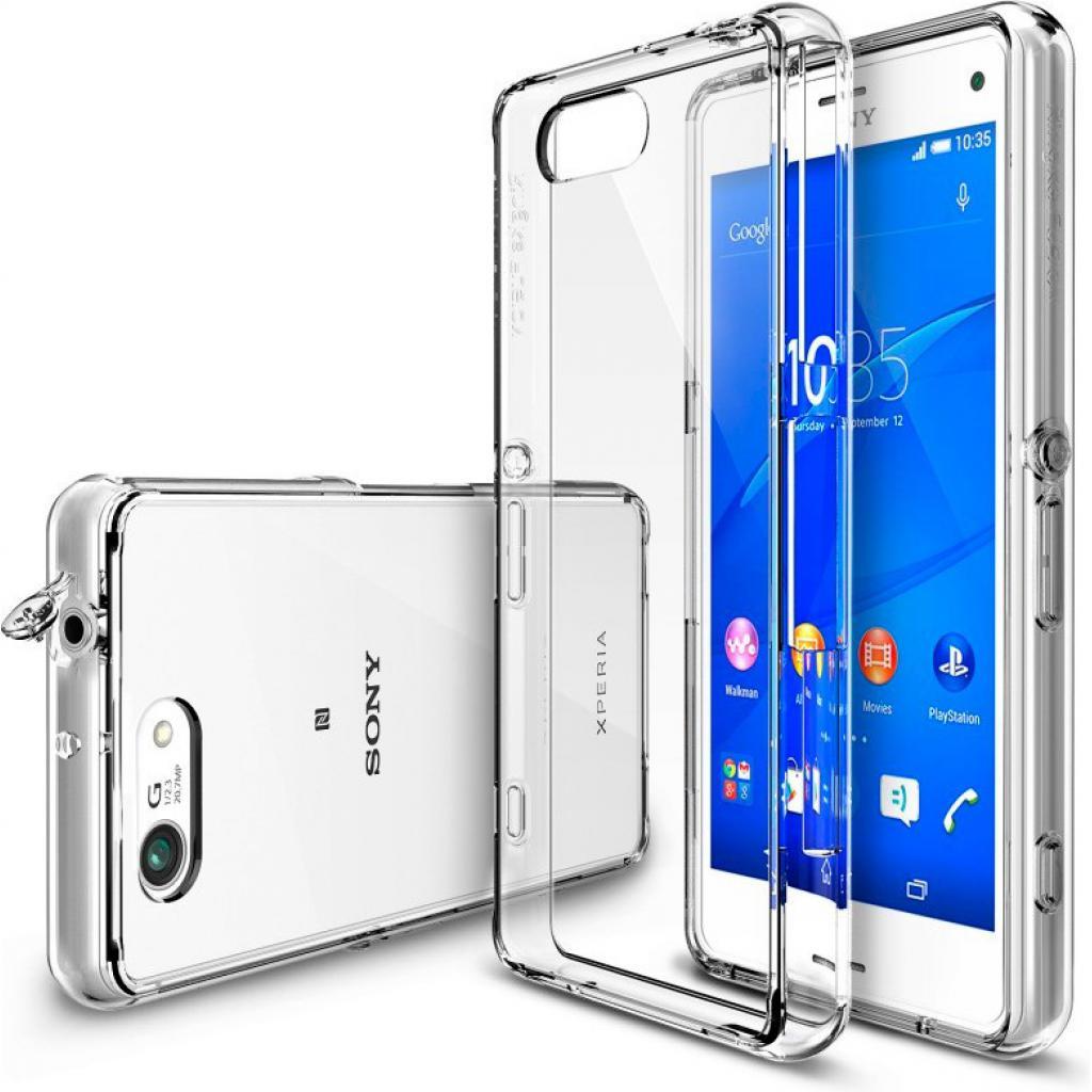 Чехол для моб. телефона Ringke Fusion для Sony Xperia Z3 Compact (Crystal View) (552535)