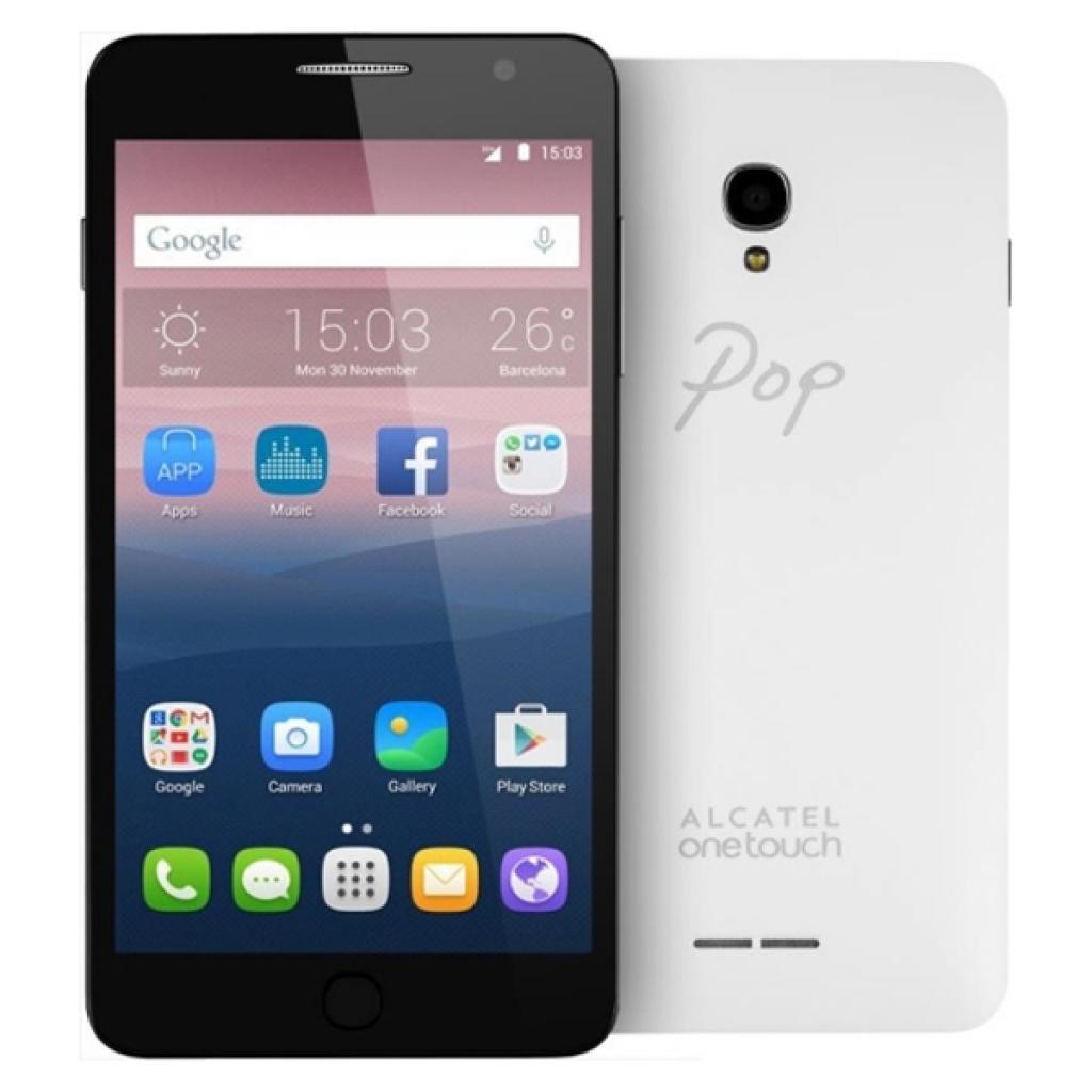 Мобильный телефон ALCATEL ONETOUCH 5022D Pop Star White (4894461334806) изображение 4