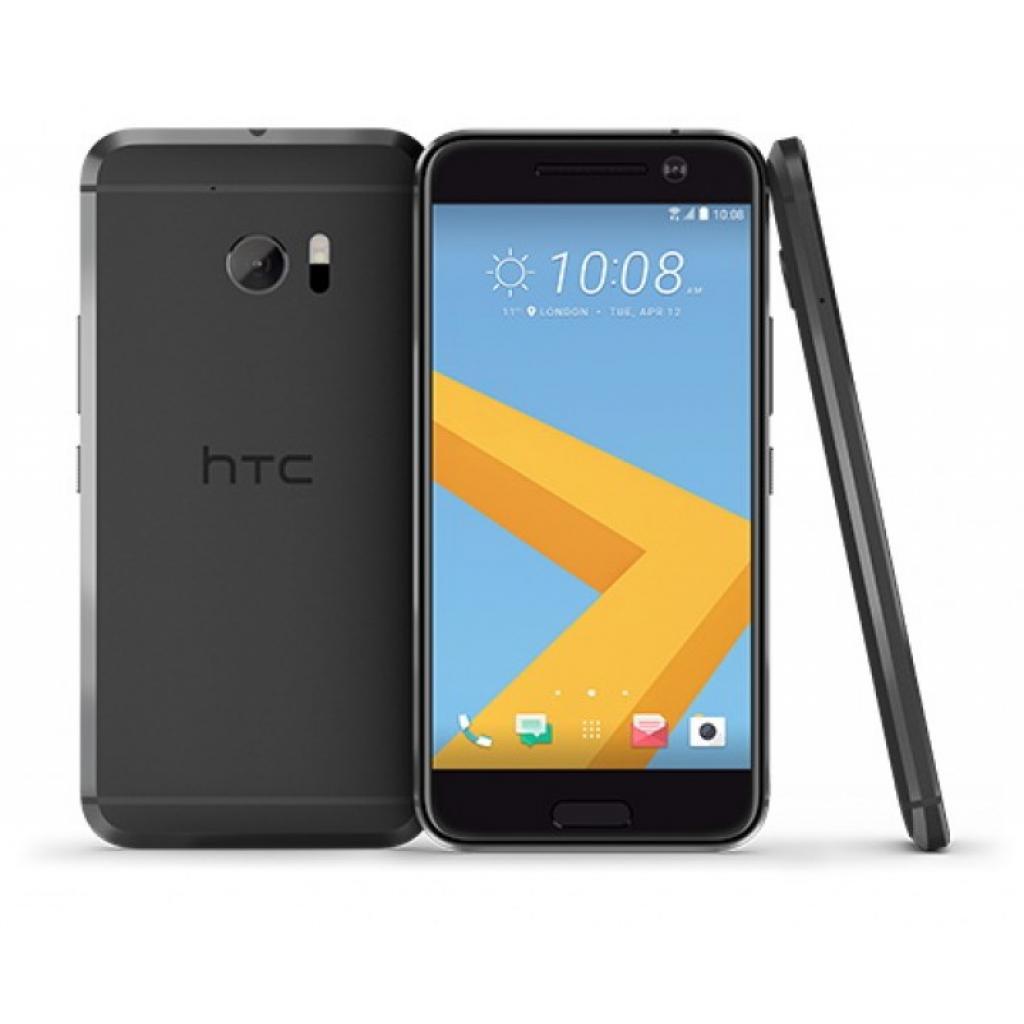 Мобильный телефон HTC 10 Lifestyle Carbon Gray изображение 2