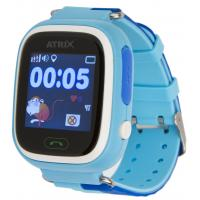 Смарт-часы ATRIX SW iQ400 Touch GPS BL