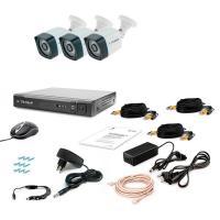 Комплект видеонаблюдения Tecsar 3OUT-3M LIGHT (9559)