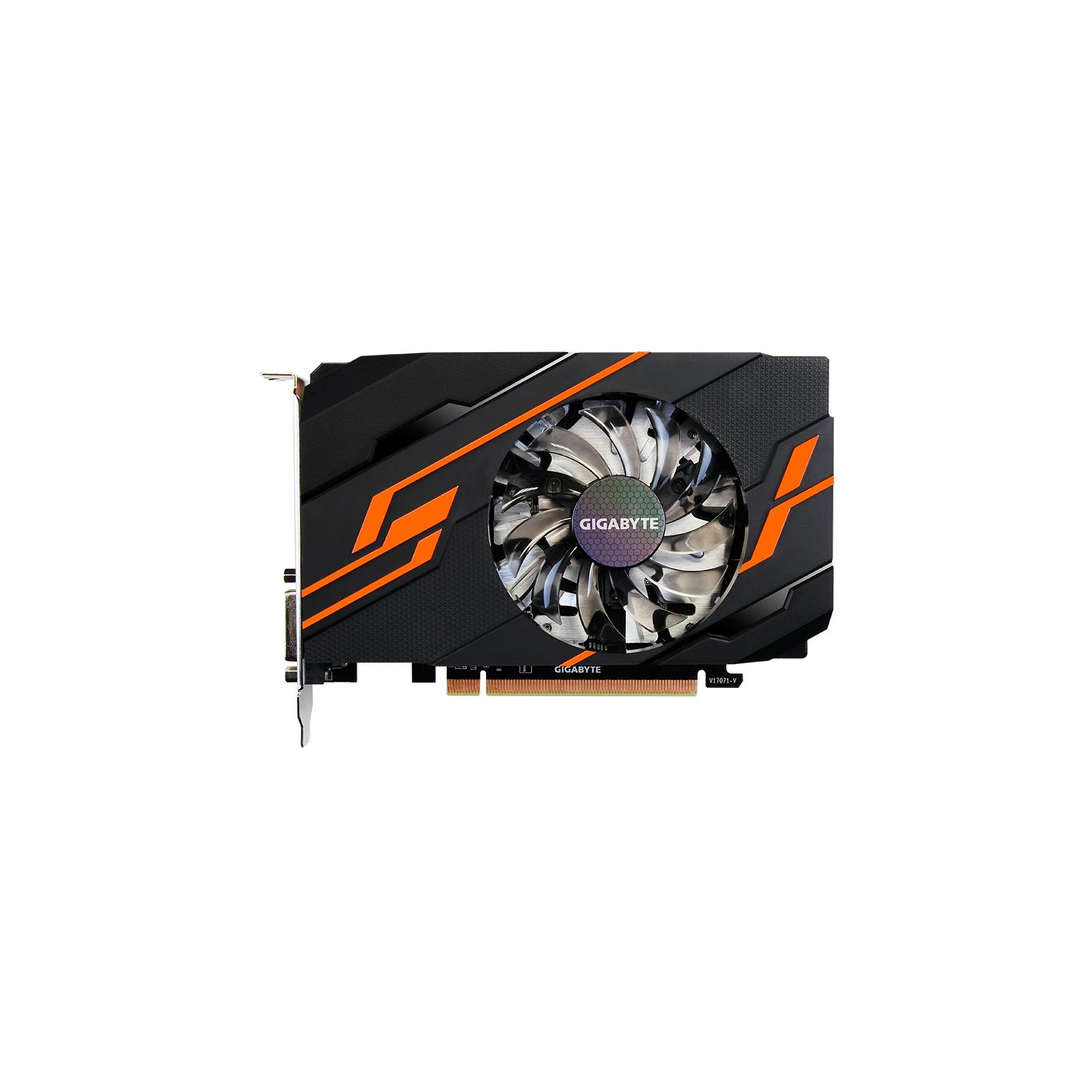 Відеокарта GIGABYTE GeForce GT1030 2048Mb OC (GV-N1030OC-2GI) зображення 2