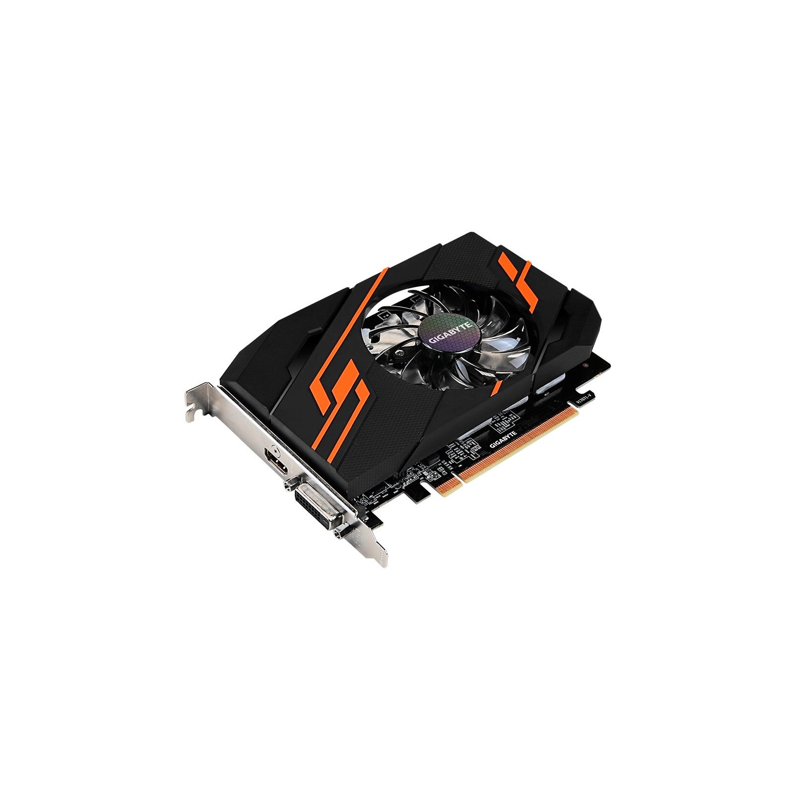 Відеокарта GIGABYTE GeForce GT1030 2048Mb OC (GV-N1030OC-2GI) зображення 3