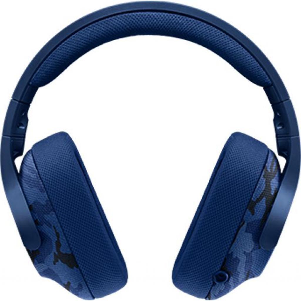 Наушники Logitech G433 7.1 Surround Gaming Headset Black (981-000668) изображение 2