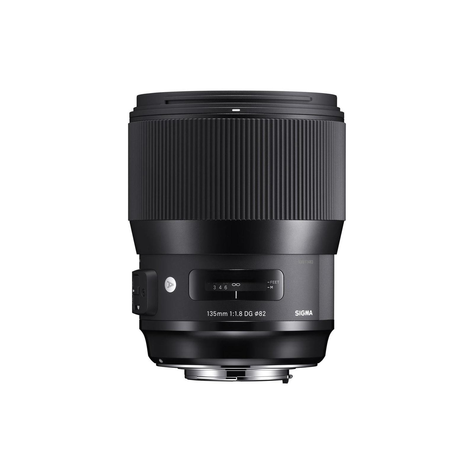 Объектив Sigma AF 135/1,8 DG HSM Art Canon (240954) изображение 2