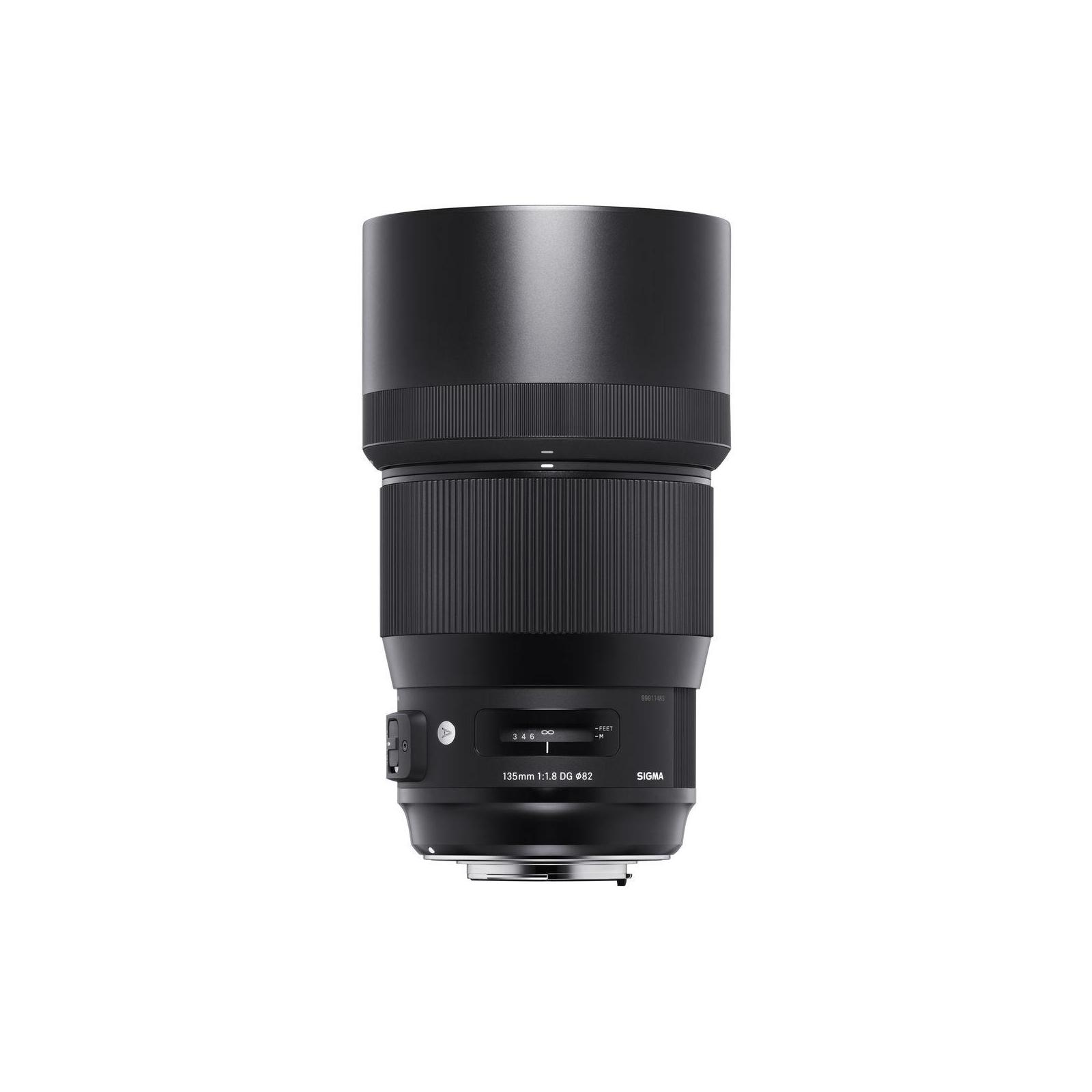 Объектив Sigma AF 135/1,8 DG HSM Art Canon (240954) изображение 3