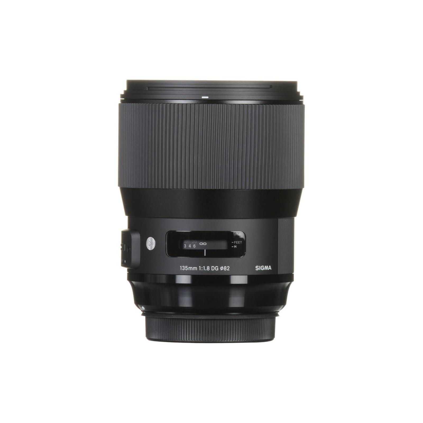 Объектив Sigma AF 135/1,8 DG HSM Art Canon (240954) изображение 6