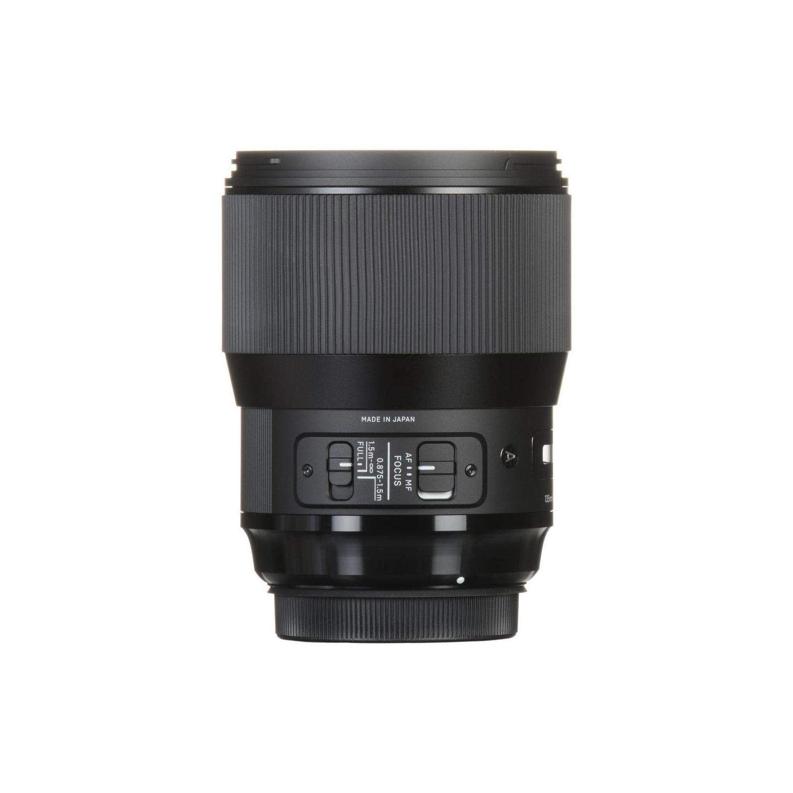 Объектив Sigma AF 135/1,8 DG HSM Art Canon (240954) изображение 9