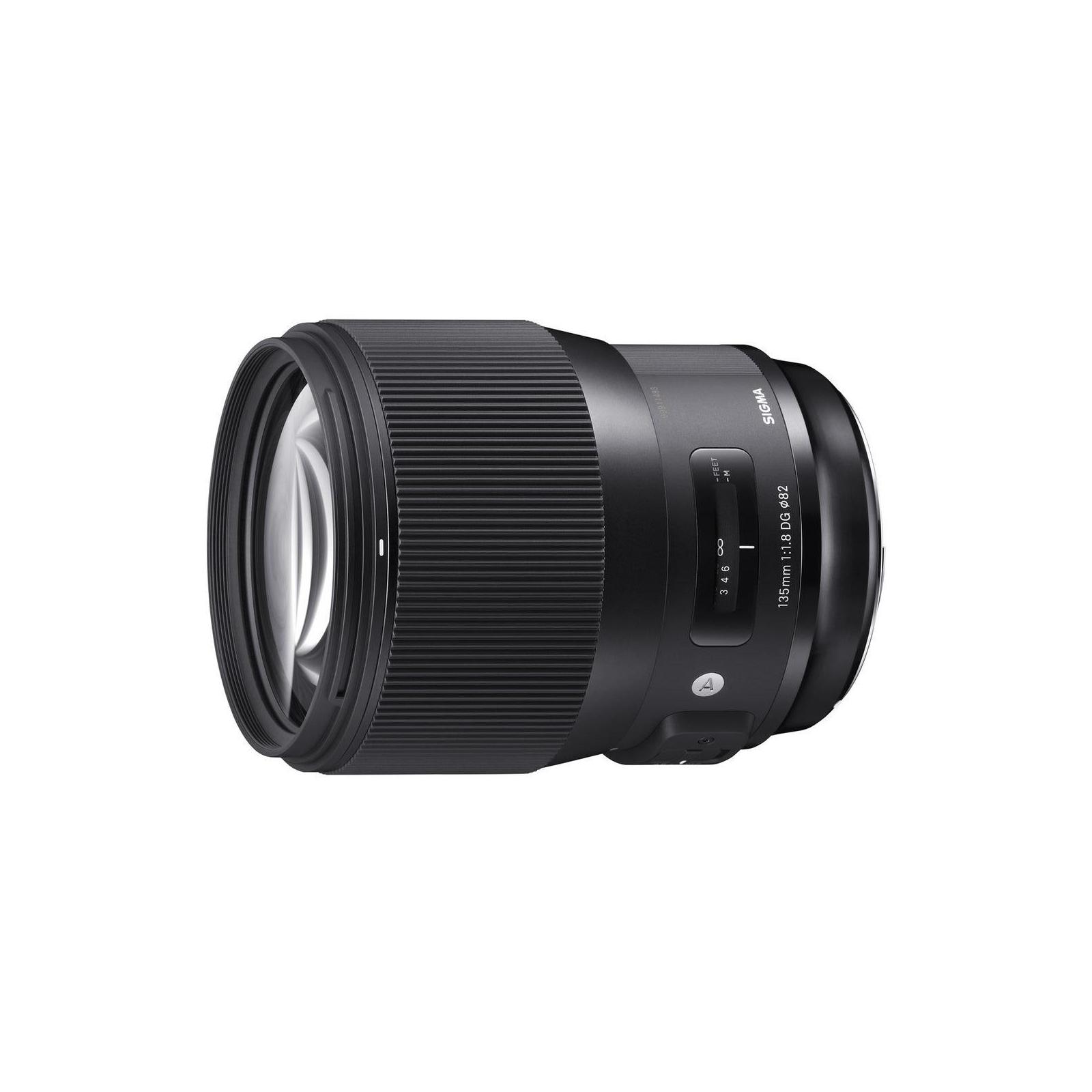 Объектив Sigma AF 135/1,8 DG HSM Art Canon (240954)