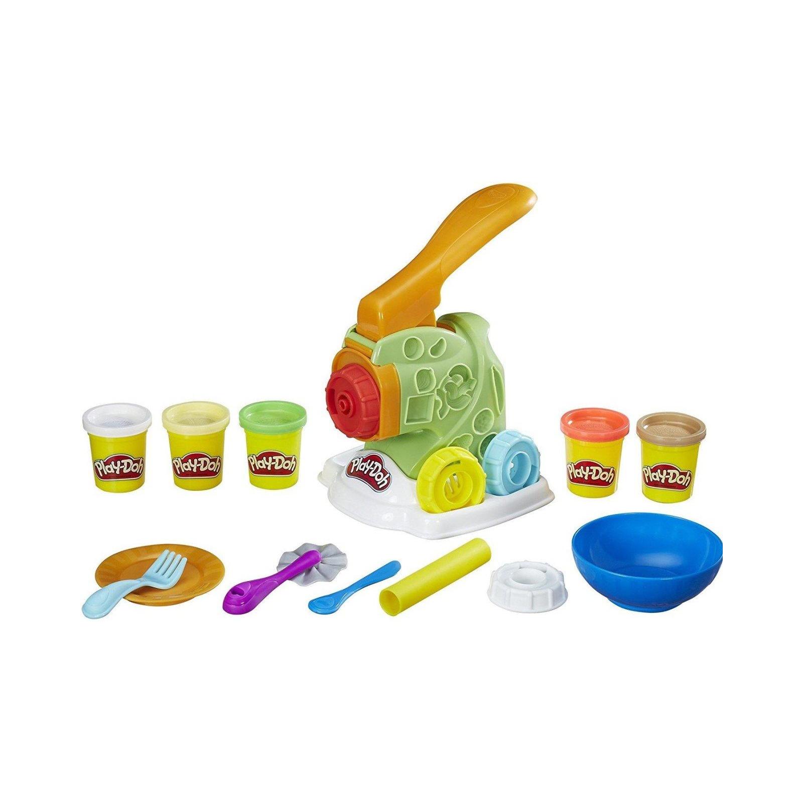 Набор для творчества Hasbro Play-Doh Машинка для лапши (B9013) изображение 2