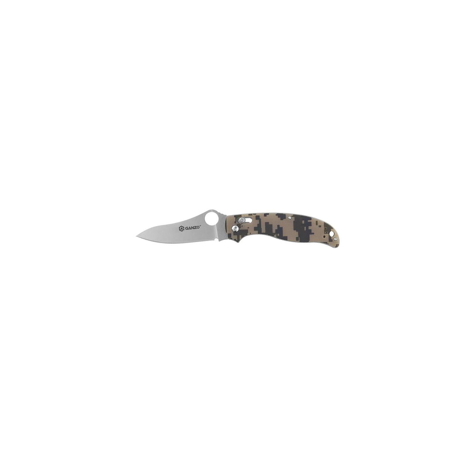 Нож Ganzo G7331-BK чёрный (2015-11-24) (G7331-BK)