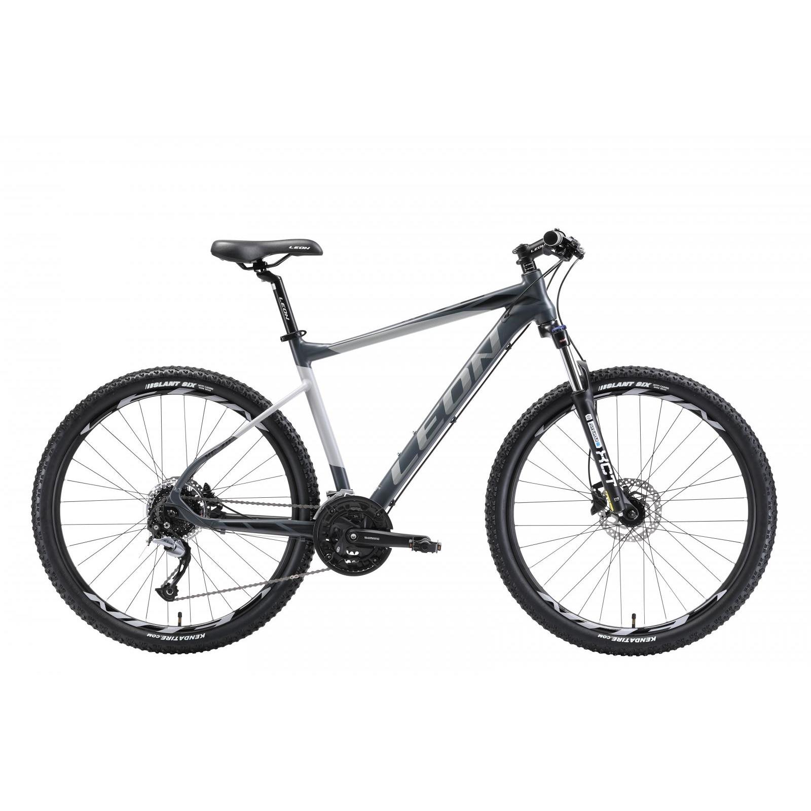 "Велосипед Leon 27.5"" XC-70 2018 AM Hydraulic lock out 14G HDD рама-18"" Al (OPS-LN-27.5-027)"