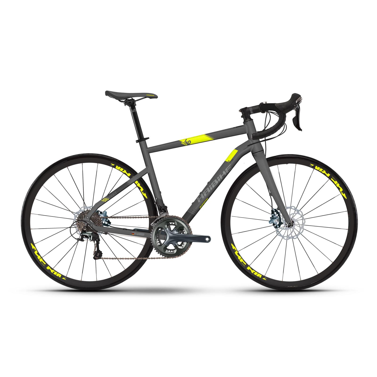 "Велосипед Haibike SEET Race 4.0 28"", рама 53см, 2018 (4100254853)"