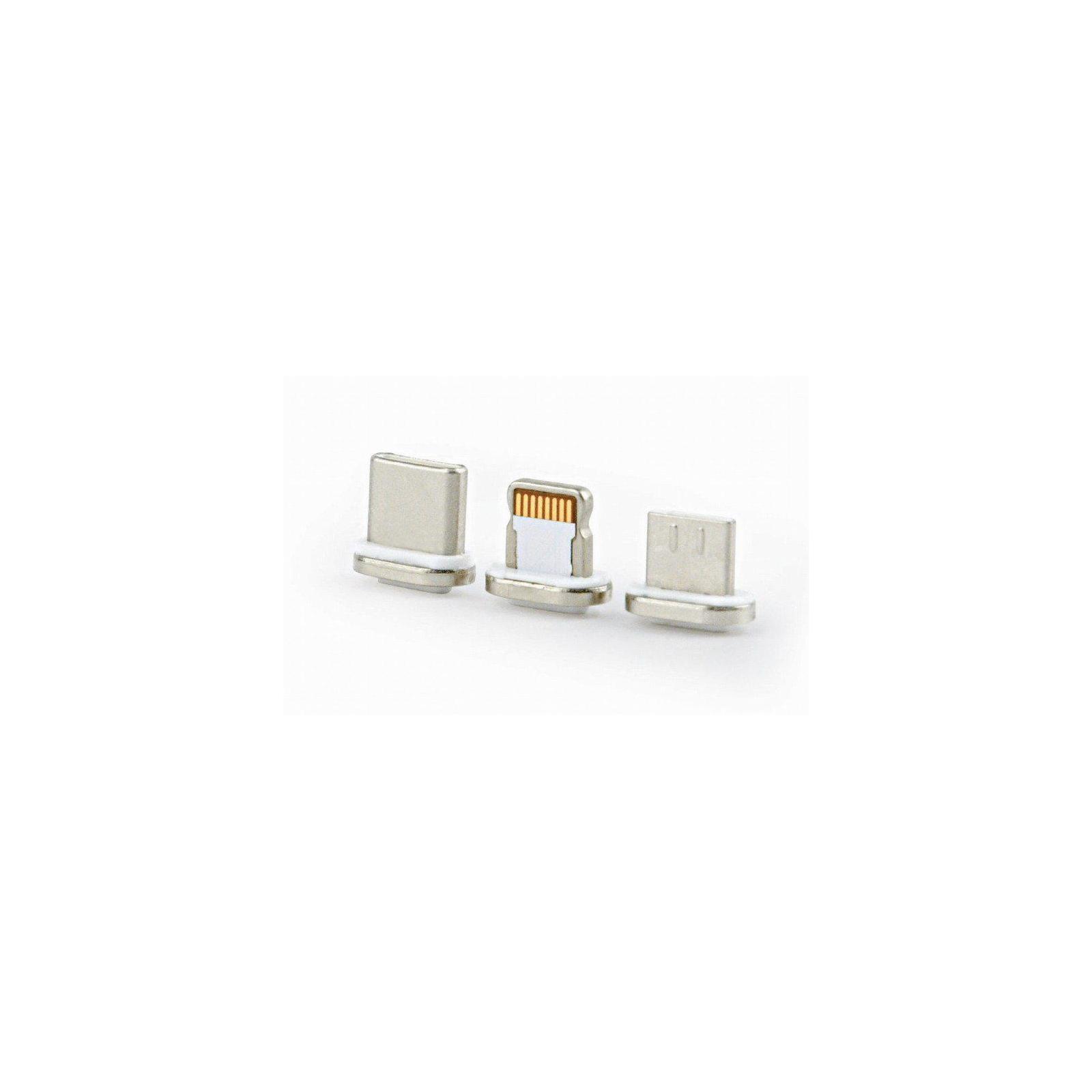 Дата кабель USB 2.0 AM to Lightning/Micro/Type-C 1.0m Cablexpert (CC-USB2-AMLM31-1M) изображение 4