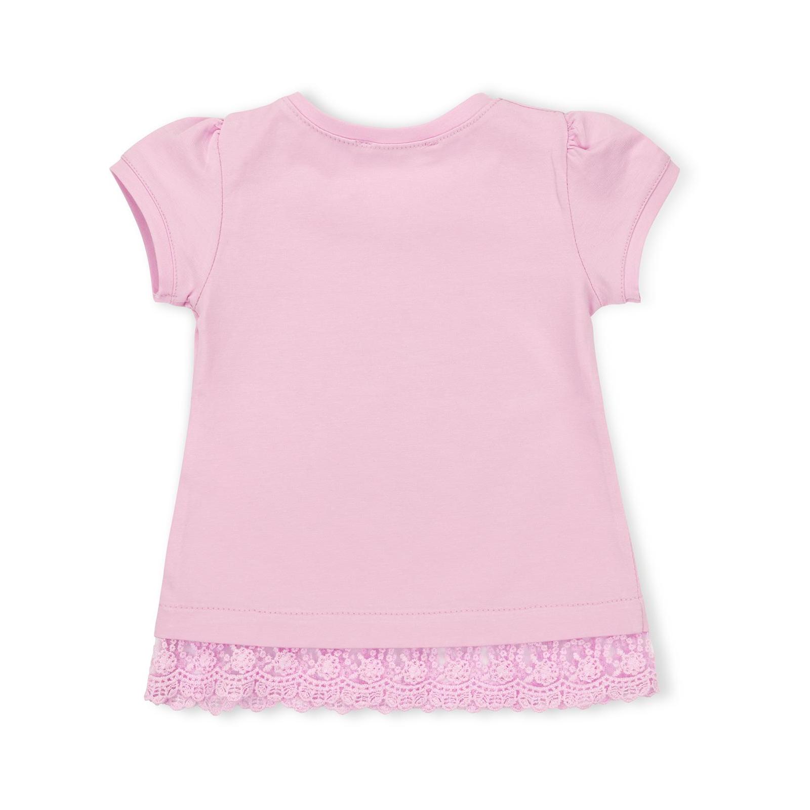 """Футболка детская Breeze """"BEST FRENDS"""" (11043-92G-pink) изображение 2"""