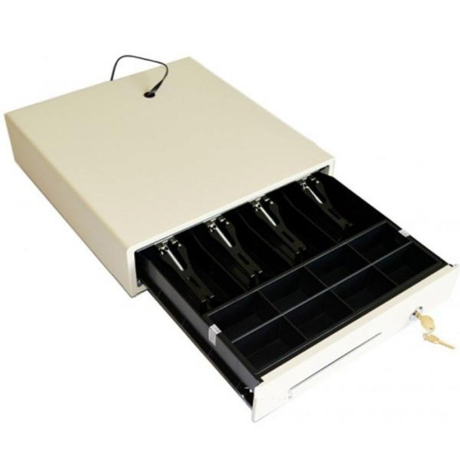 Денежный ящик ИКС-Маркет E3336D Ivory, 24V (E3336D IVORY 24V) изображение 2