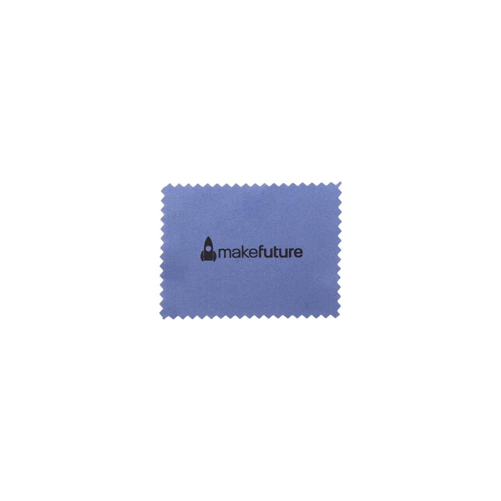 Стекло защитное MakeFuture для Honor 7A White Full Cover Full Glue (MGFCFG-H7AW) изображение 3