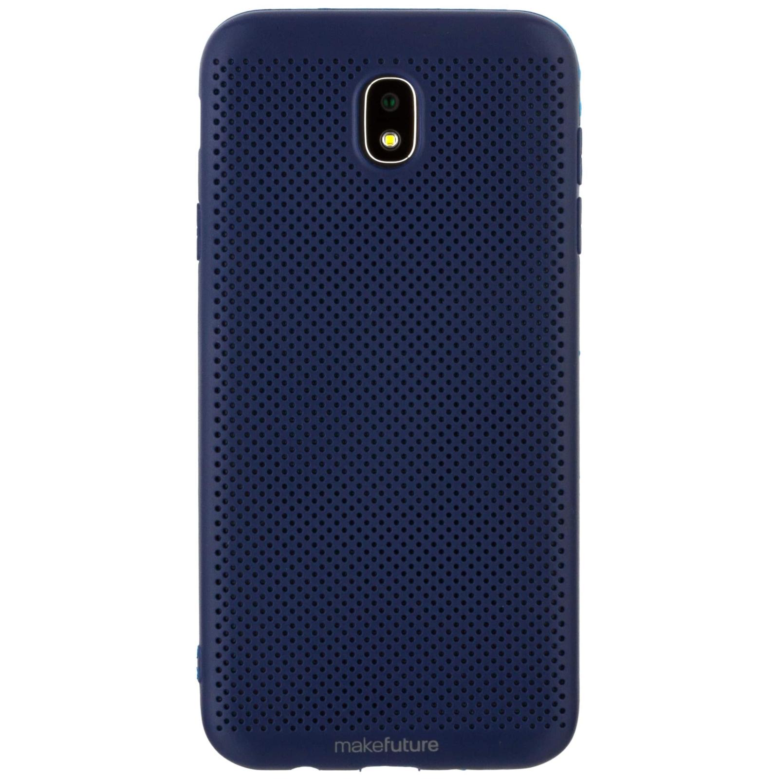 Чехол для моб. телефона MakeFuture Moon Case (TPU) для Samsung J7 2017 (J730) Blue (MCM-SJ730BL)