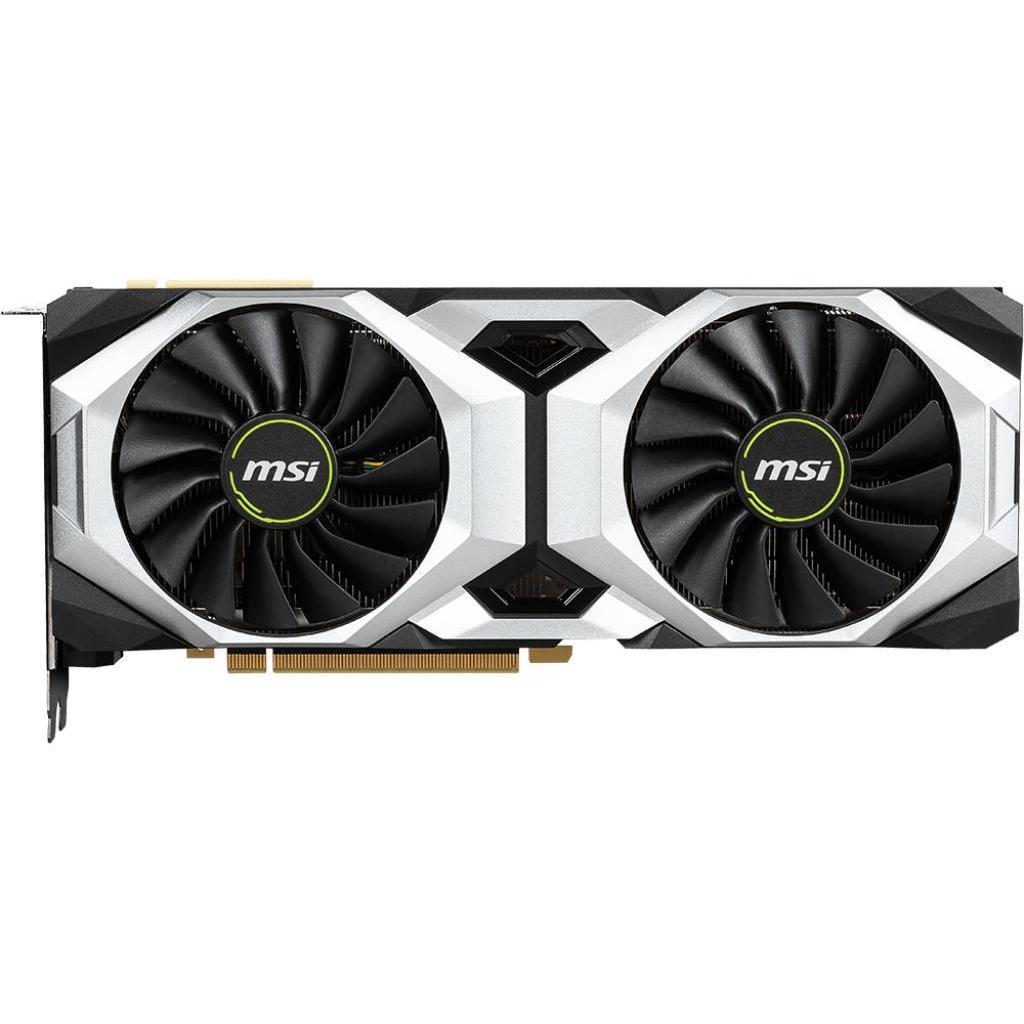 Видеокарта MSI GeForce RTX2080 Ti 11Gb VENTUS OC (RTX 2080 Ti VENTUS 11G OC) изображение 2