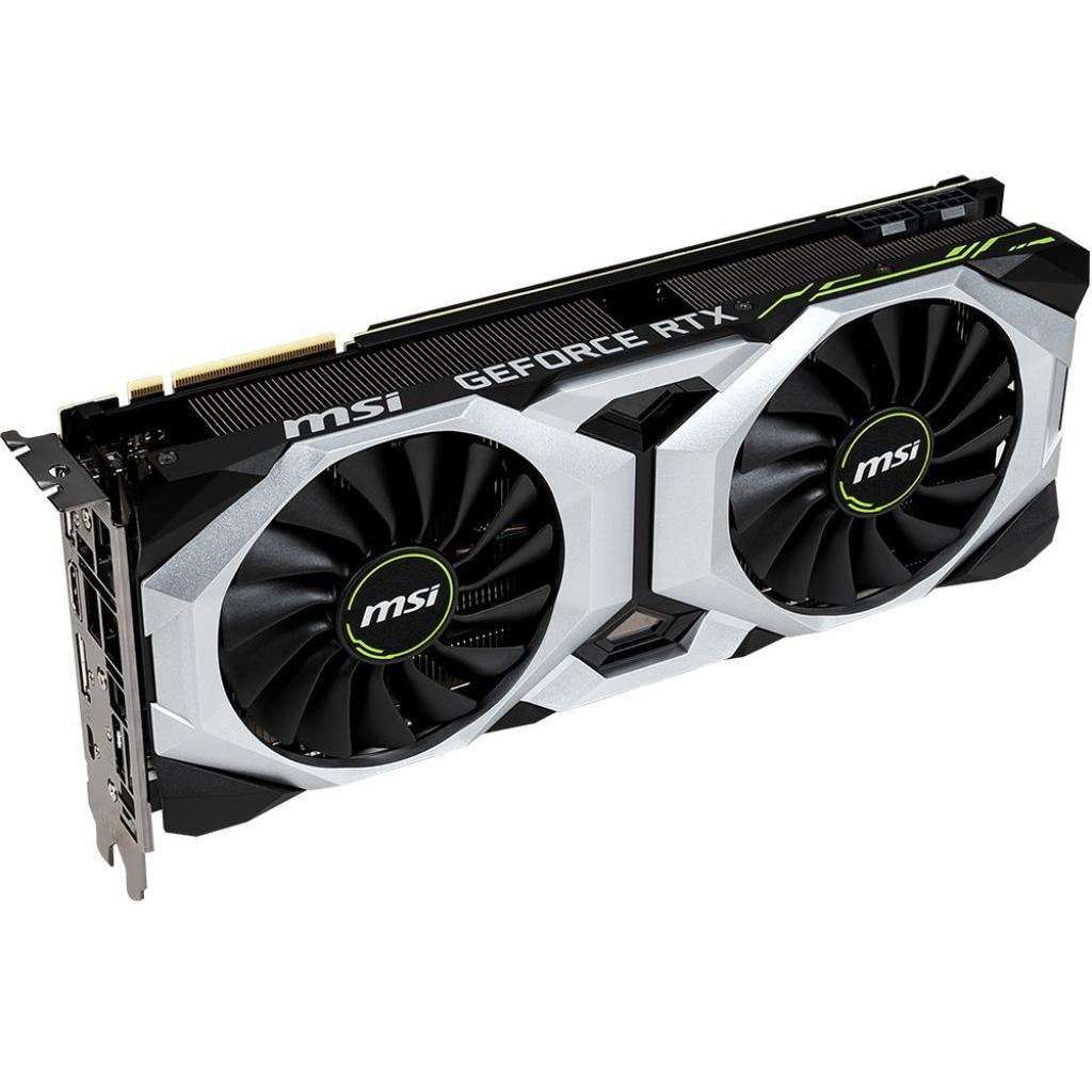 Видеокарта MSI GeForce RTX2080 Ti 11Gb VENTUS OC (RTX 2080 Ti VENTUS 11G OC) изображение 4