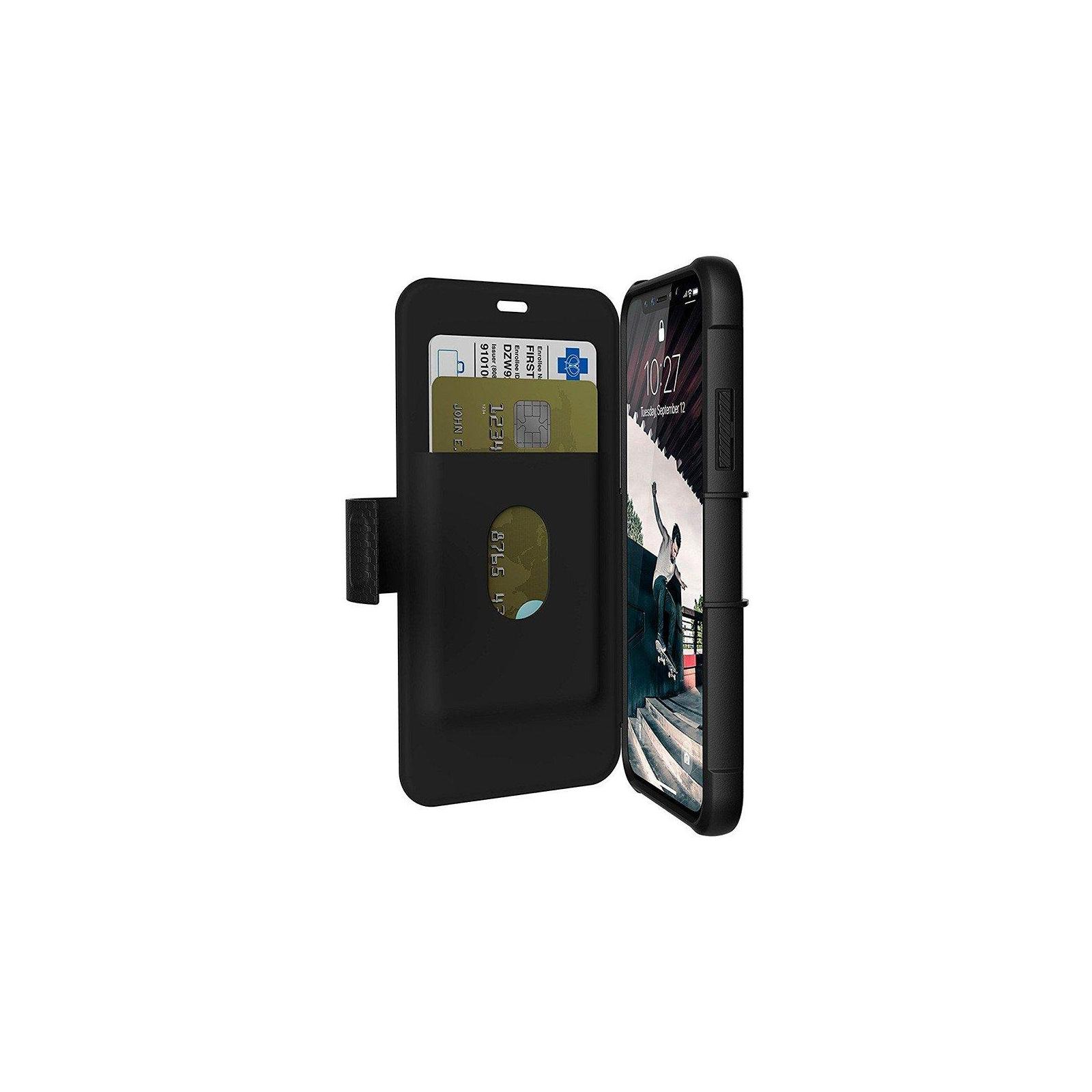 Чехол для моб. телефона Urban Armor Gear iPhone X Metropolis Black (IPHX-E-BL) изображение 5