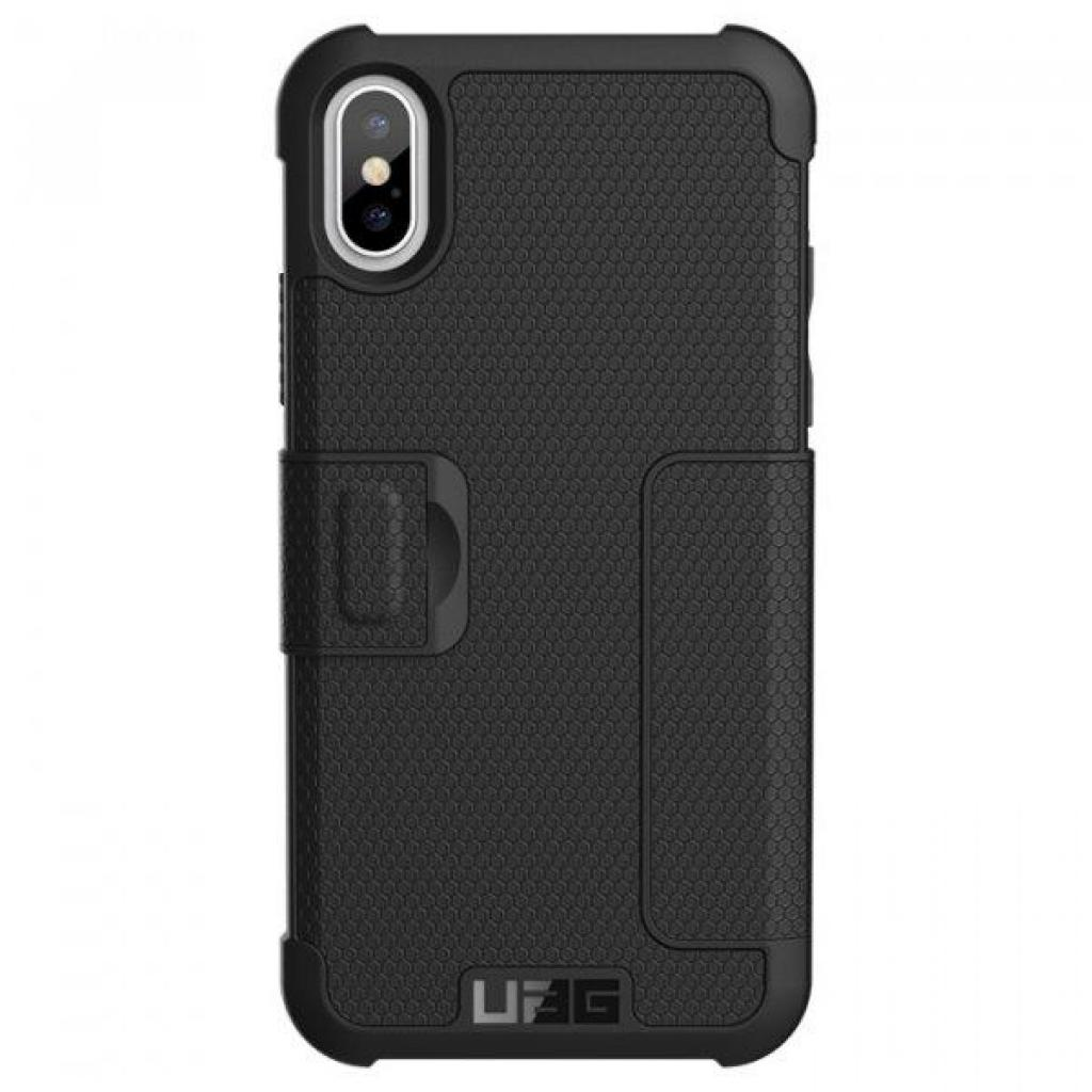 Чехол для моб. телефона Urban Armor Gear iPhone X Metropolis Black (IPHX-E-BL)