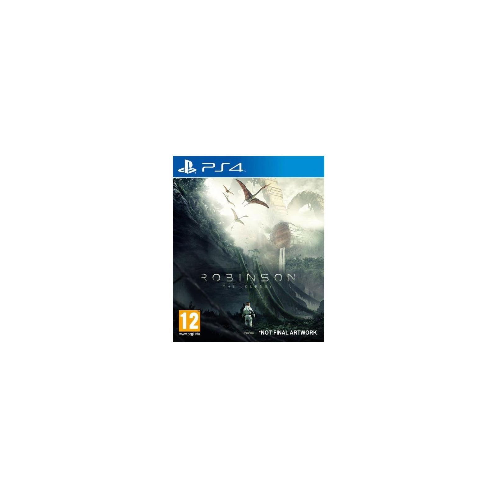 Игра SONY Robinson. The Journey (только для VR) [PS4] (9773610)
