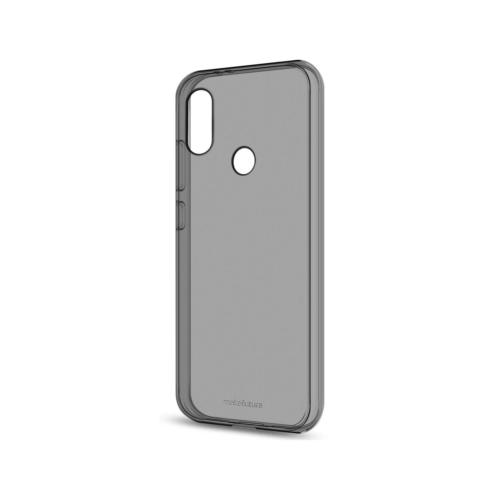 Чехол для моб. телефона MakeFuture Air Case (Clear TPU) Xiaomi MiA2 Black (MCA-XMA2BK)