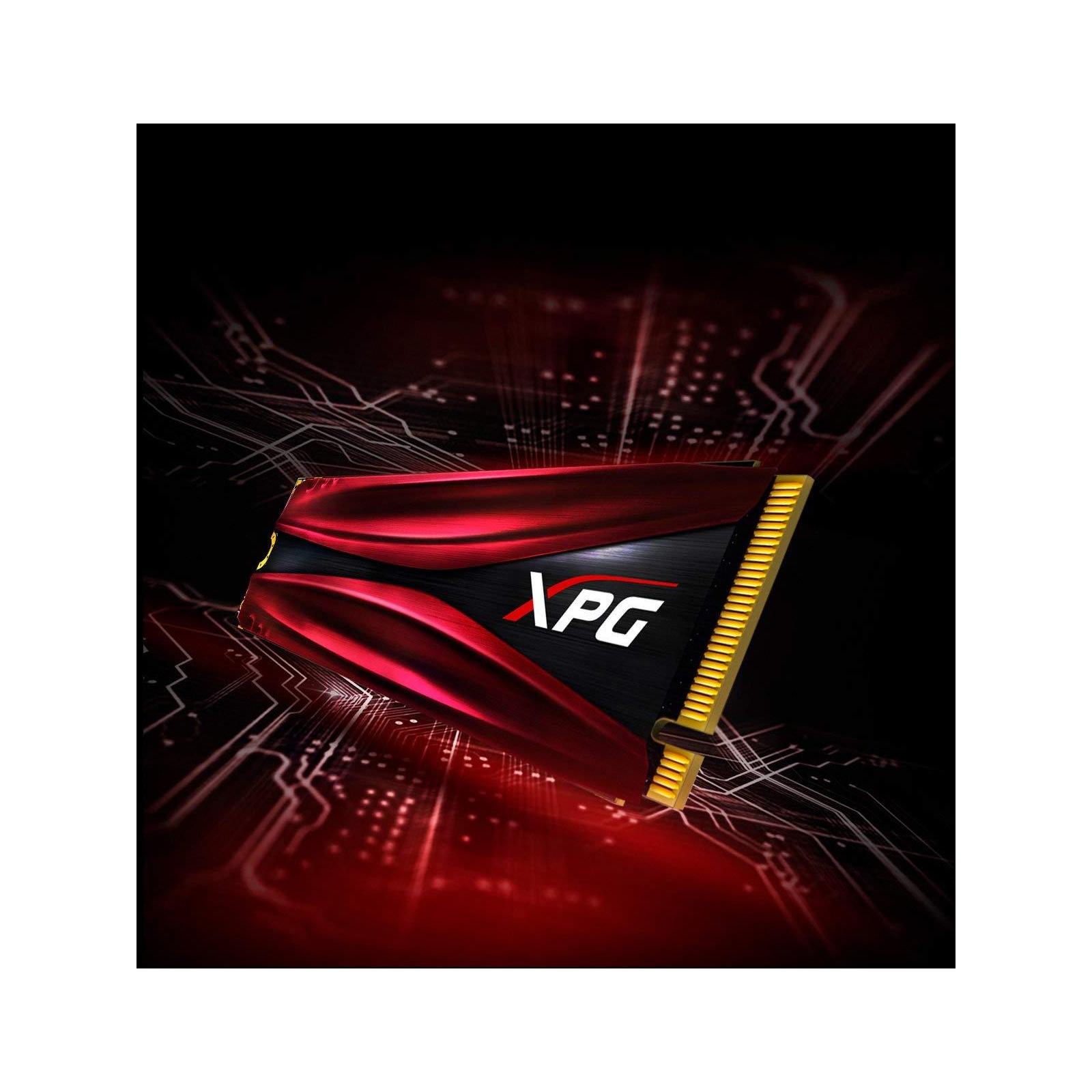 Накопитель SSD M.2 2280 480GB ADATA (AGAMMIXS11-480GT-C) изображение 5