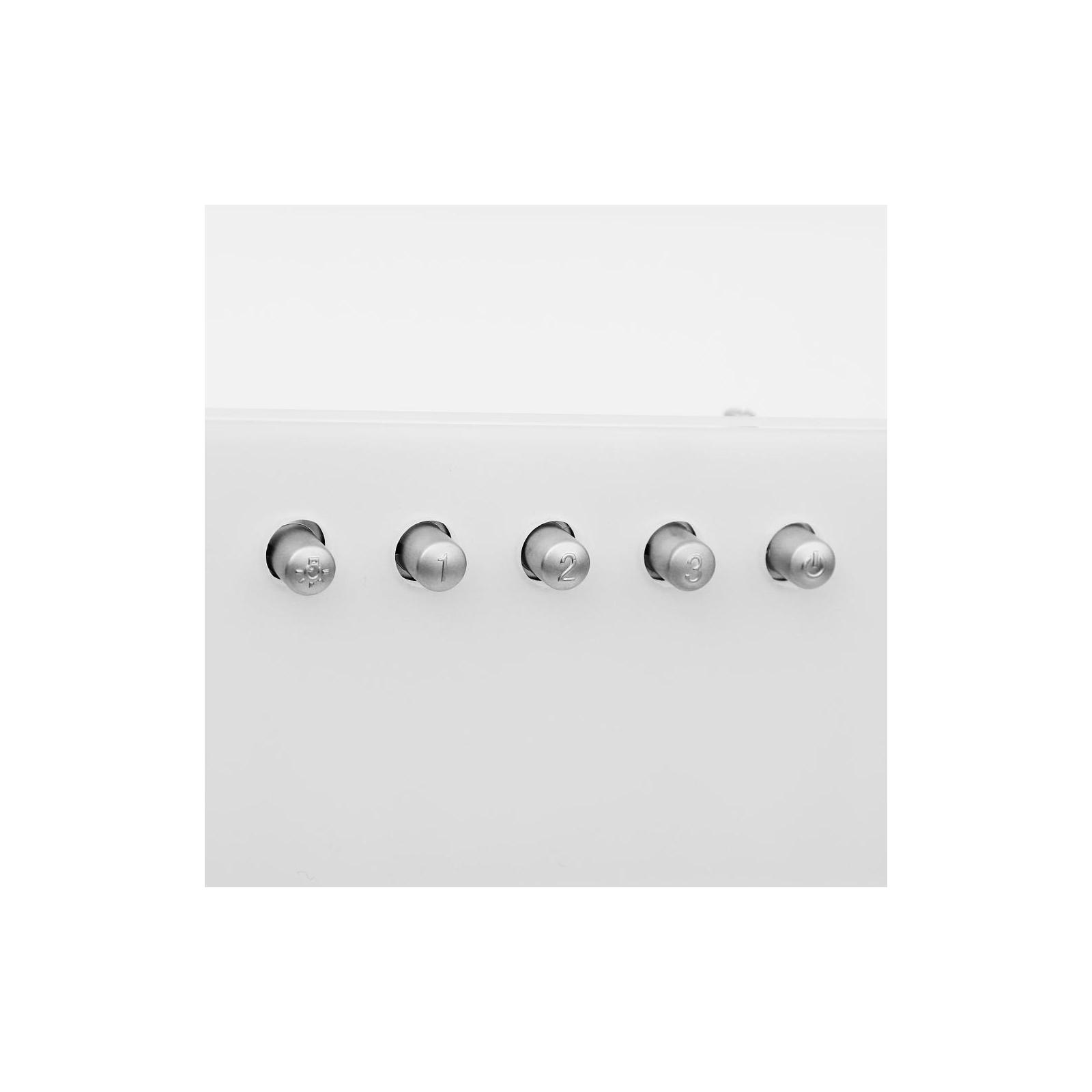 Вытяжка кухонная PERFELLI BI 6562 A 1000 W LED GLASS изображение 4