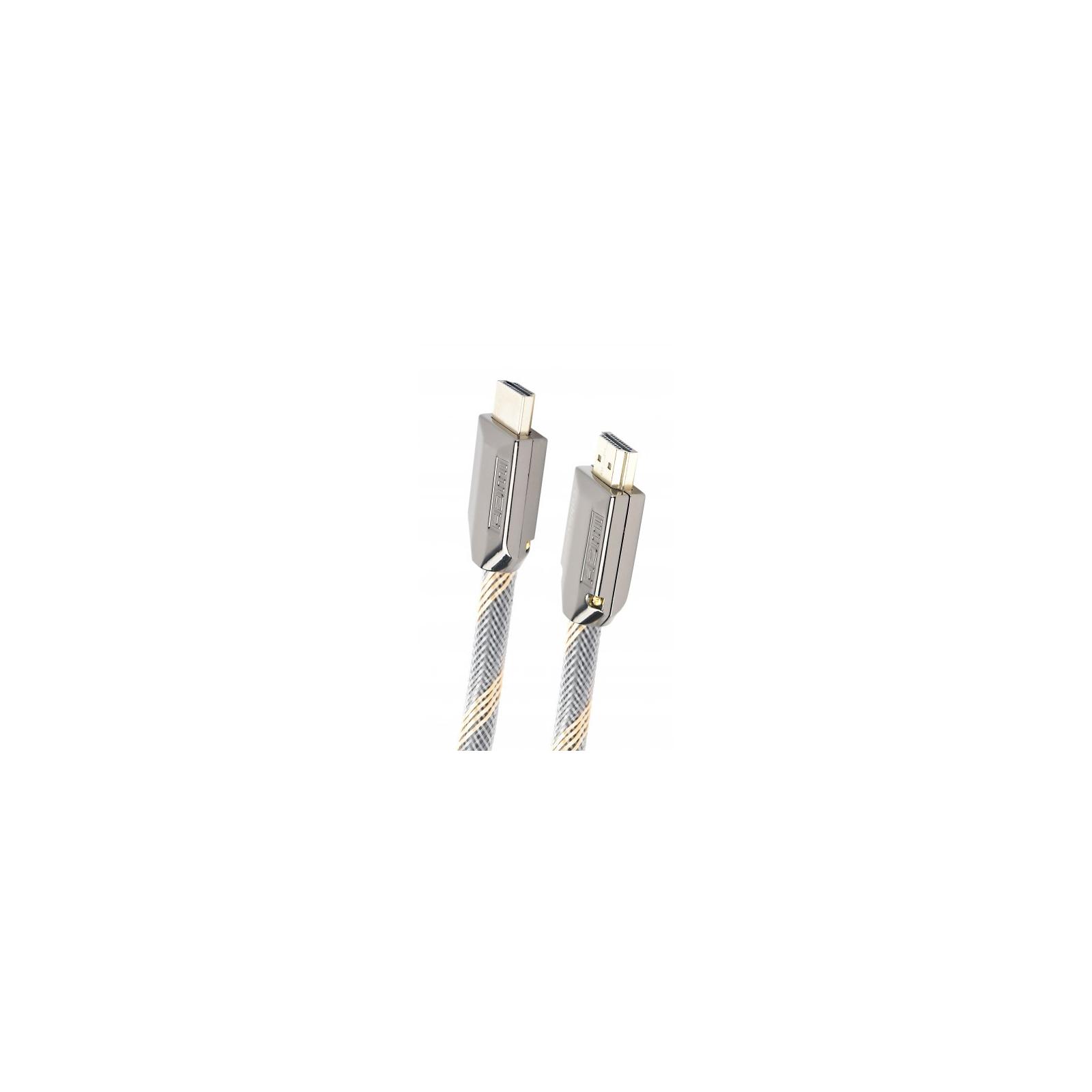 Кабель мультимедийный HDMI to HDMI 1.0m V2.0b Cablexpert (CCBP-HDMIPCC-1M) изображение 2